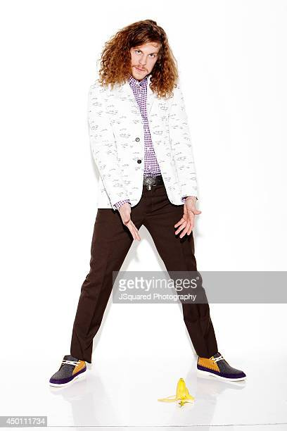 Actor Blake Anderson is photographed for Bello on January 10 2014 in Los Angeles California PUBLISHED IMAGE
