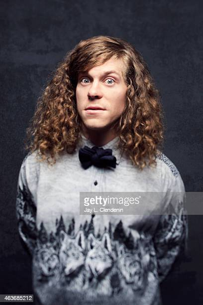 Actor Blake Anderson is photographed for Los Angeles Times on January 24 2015 in Park City Utah PUBLISHED IMAGE CREDIT MUST READ Jay L Clendenin/Los...