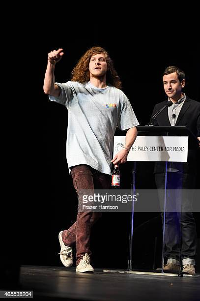 Actor Blake Anderson on stage at The Paley Center For Media's 32nd Annual PALEYFEST LA A Salute To Comedy Central at Dolby Theatre on March 7 2015 in...