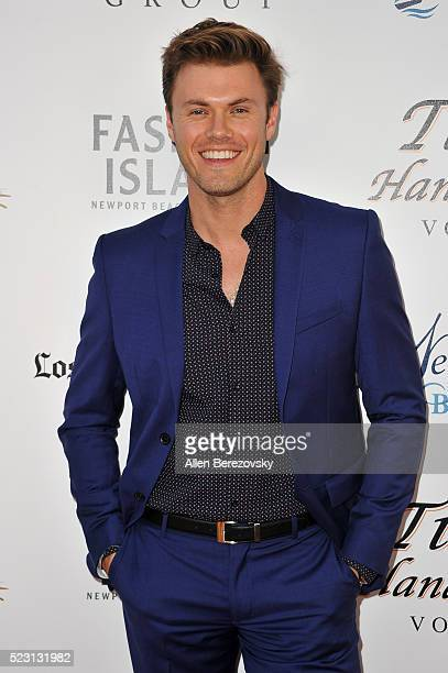 Actor Blake Cooper Griffin attends the 17th annual Newport Beach Film Festival opening night premiere of After The Reality at Lido Live Theater on...