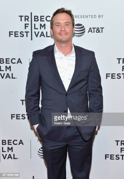 Actor Blake Heron attends the A Thousand Junkies Premiere during 2017 Tribeca Film Festival at Cinepolis Chelsea on April 22 2017 in New York City