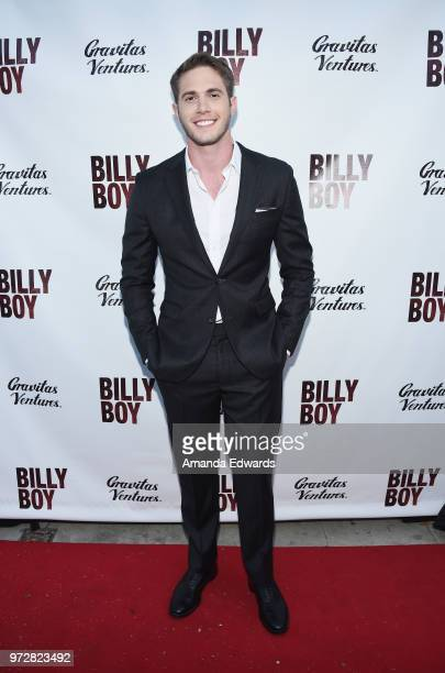 Actor Blake Jenner arrives at the Los Angeles premiere of 'Billy Boy' at the Laemmle Music Hall on June 12 2018 in Beverly Hills California