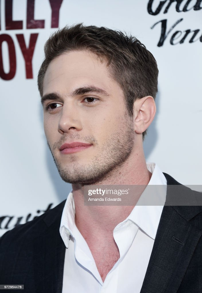 Actor Blake Jenner arrives at the Los Angeles premiere of 'Billy Boy' at the Laemmle Music Hall on June 12, 2018 in Beverly Hills, California.