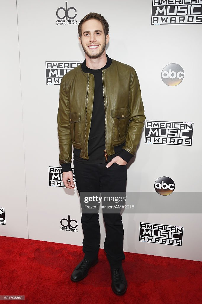 Actor Blake Jenner attends the 2016 American Music Awards at Microsoft Theater on November 20, 2016 in Los Angeles, California.