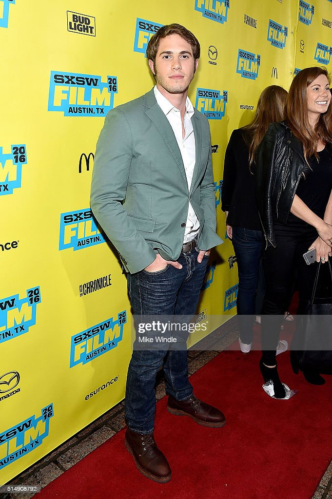Actor Blake Jenner attends the screening of 'Everybody Wants Some' during the 2016 SXSW Music, Film + Interactive Festival at Paramount Theatre on March 11, 2016 in Austin, Texas.