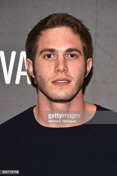 Actor Blake Jenner attends the Sidney Hall Premiere 2017 Sundance Film Festival at Eccles Center Theatre on January 25 2017 in Park City Utah