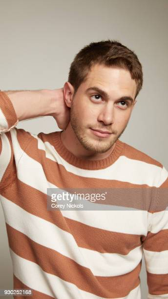 Actor Blake Jenner from the film 'American Animals' poses for a portrait in the Getty Images Portrait Studio Powered by Pizza Hut at the 2018 SXSW...