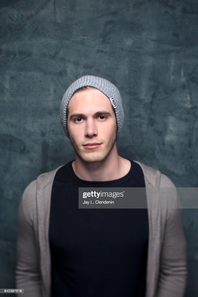 Actor Blake Jenner, from the film Sidney, is photographed at the 2017 Sundance Film Festival for Los Angeles Times on January 23, 2017 in Park City, Utah. PUBLISHED IMAGE.