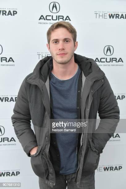 Actor Blake Jenner of 'American Animals' attends the Acura Studio at Sundance Film Festival 2018 on January 20 2018 in Park City Utah