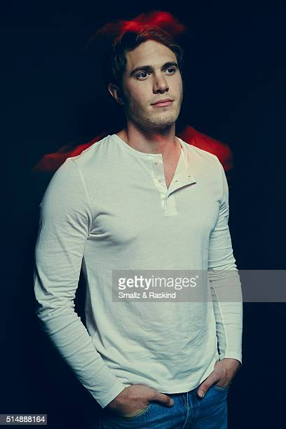 Actor Blake Jenner of 'Everybody Wants Some' poses in the Getty Images SXSW Portrait Studio powered by Samsung on March 11 2016 in Austin Texas