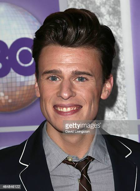 Actor Blake McIver Ewing attends the Family Equality Council's Los Angeles Awards Dinner at The Beverly Hilton Hotel on February 28, 2015 in Beverly...