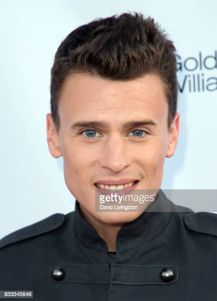 Actor Blake McIver Ewing attends the premiere of Beard Collins Shores Productions' 'A Very Sordid Wedding' at Laemmle's Ahrya Fine Arts Theatre on...