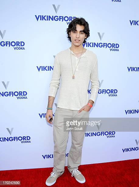 Actor Blake Michael arrives at the 1st Annual Children Mending Hearts Style Sunday on June 9 2013 in Beverly Hills California