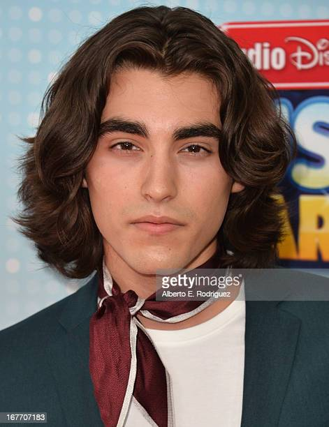 Actor Blake Michael arrives to the 2013 Radio Disney Music Awards at Nokia Theatre LA Live on April 27 2013 in Los Angeles California