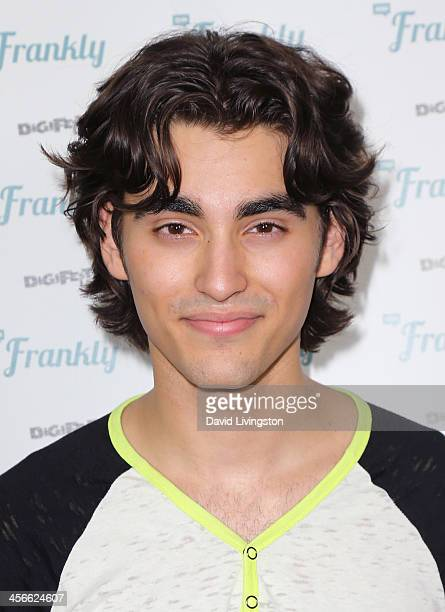 Actor Blake Michael attends DigiFest LA the largest YouTube music festival at the Hollywood Palladium on December 14 2013 in Hollywood California