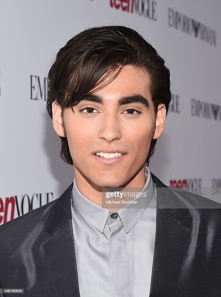 12th Annual Teen Vogue Young Hollywood Party With Emporio Armani : News Photo