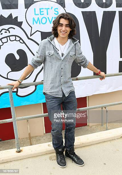 Actor Blake Michael attends The WATAAH Foundation's 3rd annual Move Your Body 2013 event on May 1 2013 in Los Angeles California