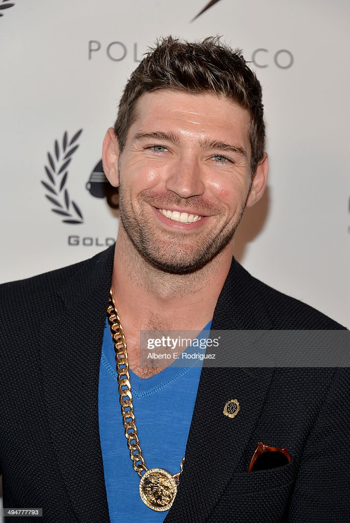 Actor Bo Roberts attends the 15th Annual Golden Trailer Awards at Saban Theatre on May 30, 2014 in Beverly Hills, California.