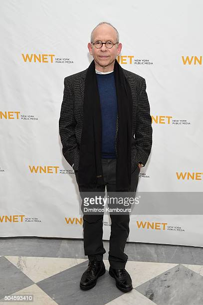 Actor Bob Balaban attends the Mike Nichols American Masters world premiere at The Paley Center for Media on January 11 2016 in New York City