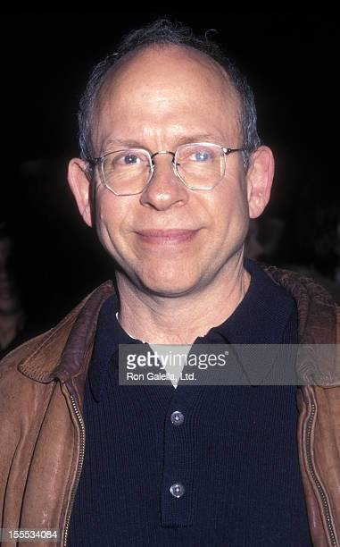 Actor Bob Balaban attends the premiere of Human Nature on April 9, 2002 at the Chelsea West Theater in New York City.