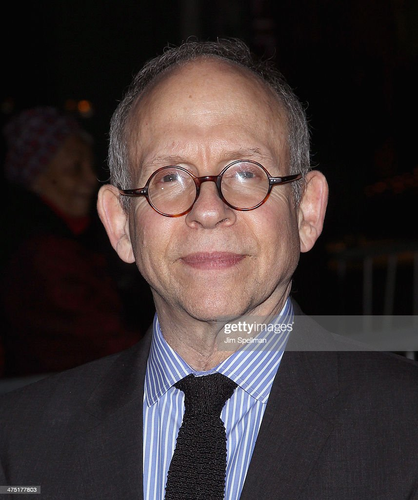 Actor Bob Balaban attends the 'The Grand Budapest Hotel' New York Premiere at Alice Tully Hall on February 26, 2014 in New York City.