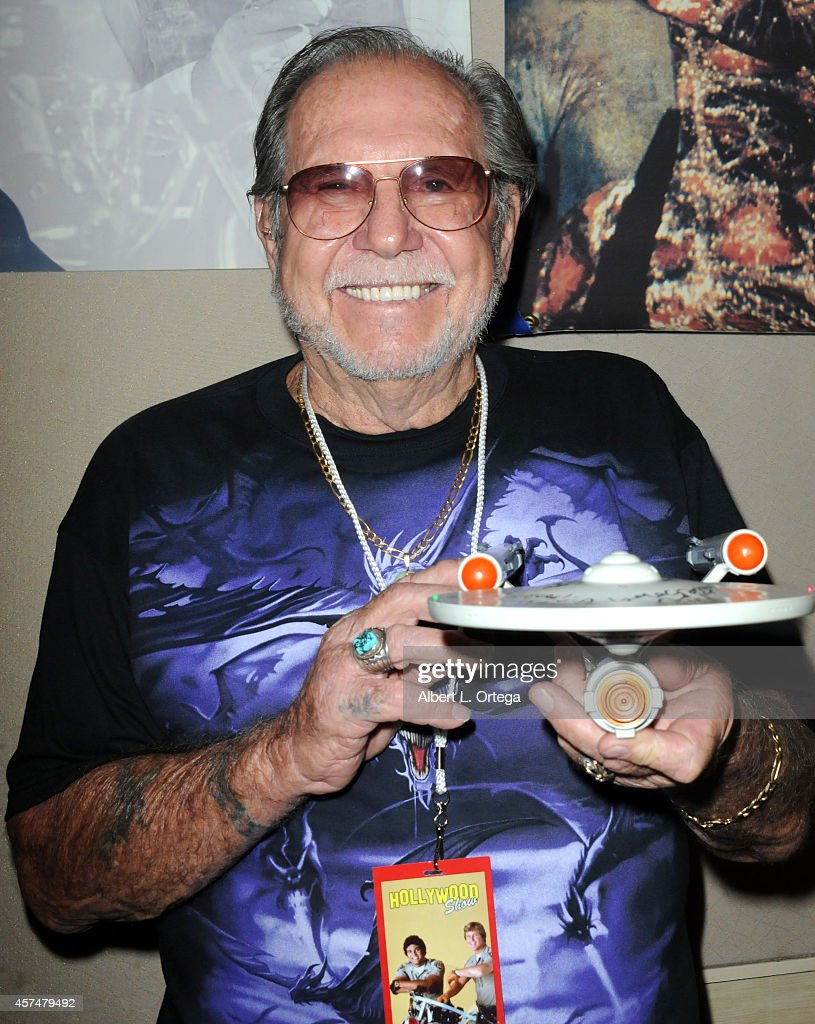 Actor Bob Clark at The Hollywood Show held at Westin LAX Hotel on October 18, 2014 in Los Angeles, California.