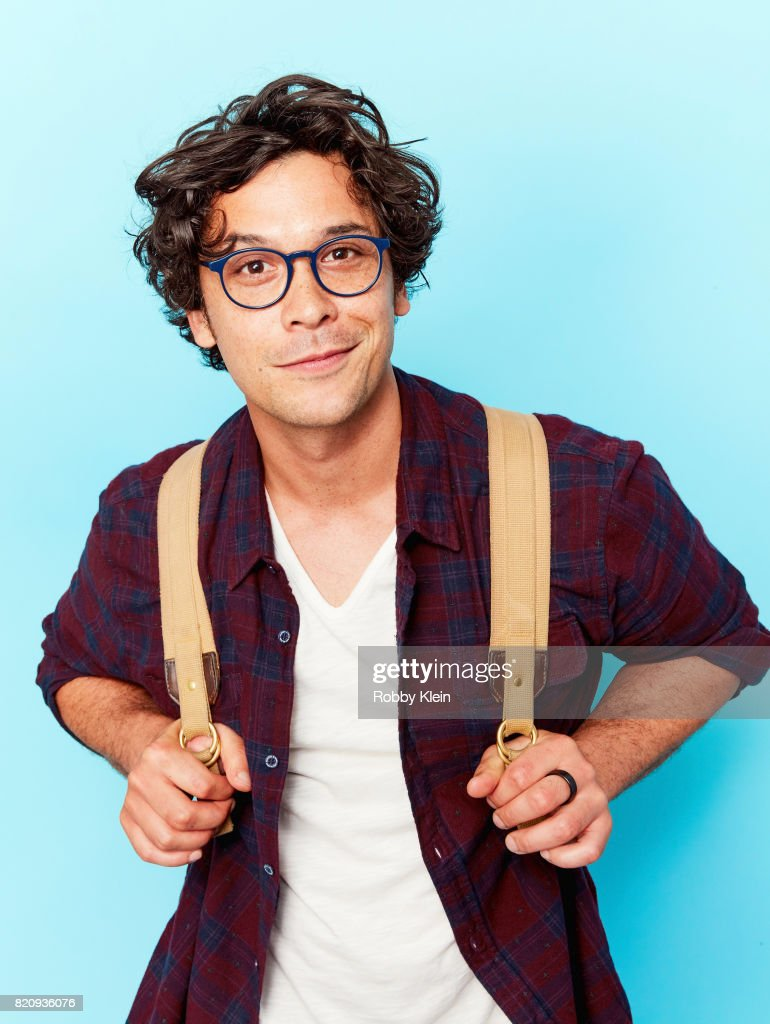 Actor Bob Morley poses for a portrait during Comic-Con 2017 at Hard Rock Hotel San Diego on July 21, 2017 in San Diego, California.