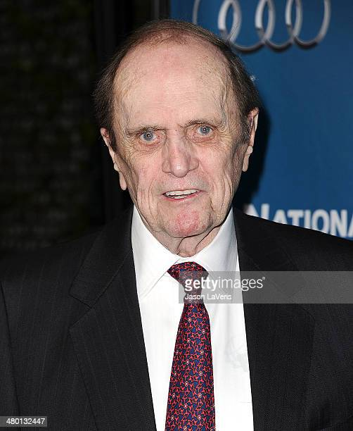Actor Bob Newhart attends the Backstage at the Geffen annual fundraiser at Geffen Playhouse on March 22 2014 in Los Angeles California