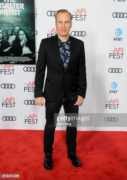 Actor Bob Odenkirk attends AFI FEST 2017 presented by Audi xcreening of 'The Disaster Artist' at TCL Chinese Theatre on November 12 2017 in Hollywood...