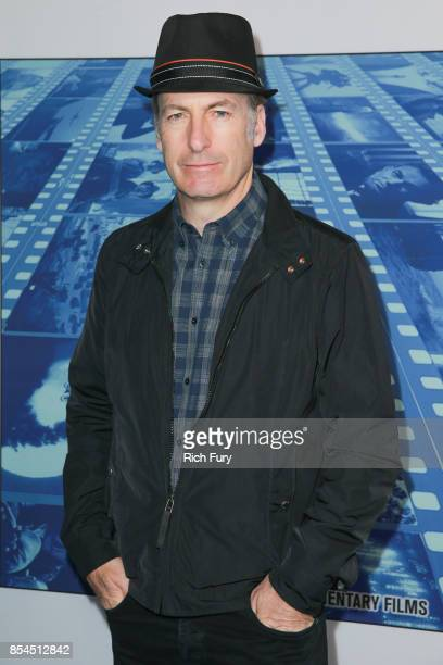 Actor Bob Odenkirk attends the premiere of HBO's 'Spielberg' at Paramount Studios on September 26 2017 in Hollywood California
