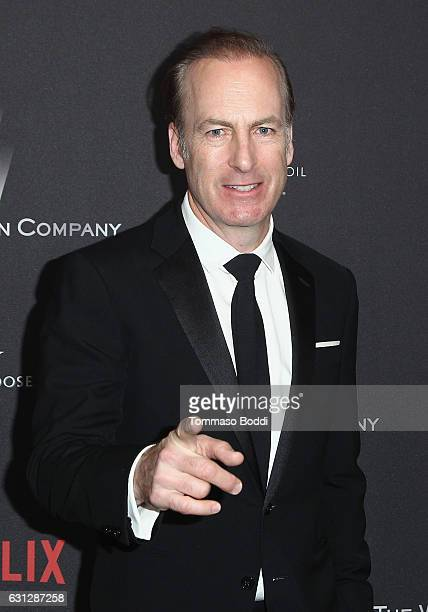 Actor Bob Odenkirk attends The Weinstein Company and Netflix Golden Globe Party presented with FIJI Water Grey Goose Vodka Lindt Chocolate and...