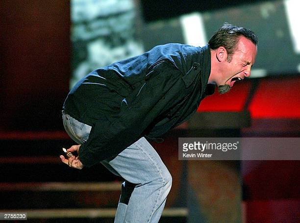 OUT*** Actor Bob Odenkirk farts during Comedy Central's First Ever Awards Show The Commies at Sony Pictures Studios in Culver City California The...