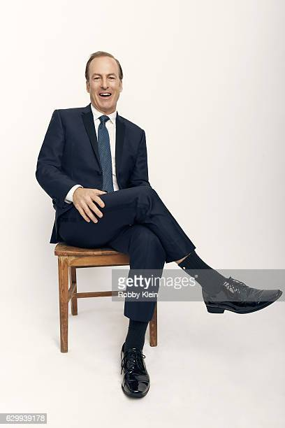 Actor Bob Odenkirk is photographed at the 22nd Critics Choice for Portrait Session on December 11, 2016 in Santa Monica, California.