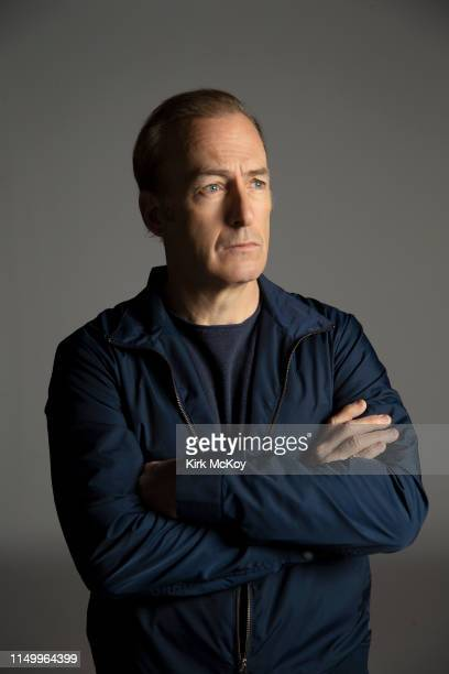 Actor Bob Odenkirk is photographed for Los Angeles Times on April 28, 2019 in El Segundo, California. PUBLISHED IMAGE. CREDIT MUST READ: Kirk...