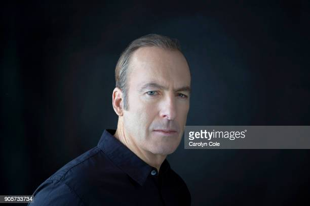 Actor Bob Odenkirk is photographed for Los Angeles Times on December 9 2017 in New York City PUBLISHED IMAGE CREDIT MUST READ Carolyn Cole/Los...
