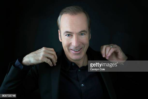Actor Bob Odenkirk is photographed for Los Angeles Times on December 9, 2017 in New York City. PUBLISHED IMAGE. CREDIT MUST READ: Carolyn Cole/Los...