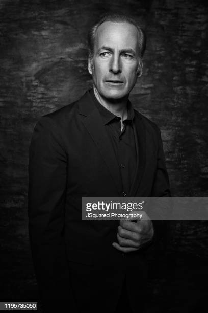 Actor Bob Odenkirk of AMC's Better Call Saul' poses for a portrait during the 2020 Winter TCA Portrait Studio at The Langham Huntington Pasadena on...