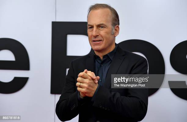 Actor Bob Odenkirk plays Ben Bagdikian in the movie 'The Post' The world premiere of the movie 'The Post' took place at the Newseum in Washington DC...