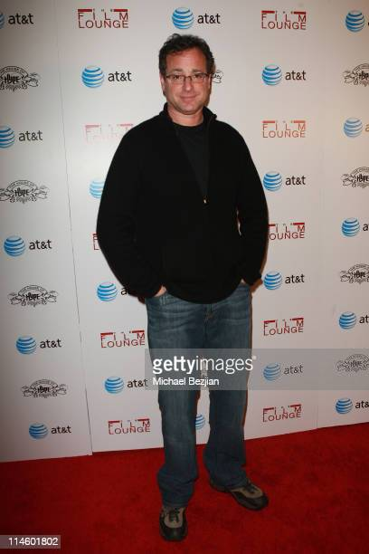 Actor Bob Saget attends The Film Lounge at House of Hype on January 22 2010 in Park City Utah
