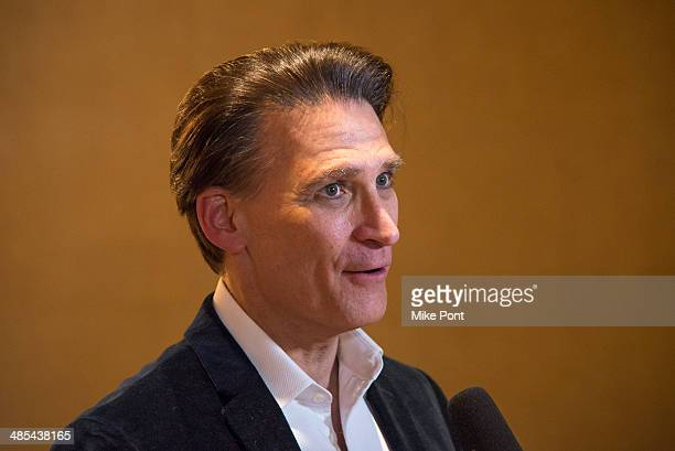Actor Bob Stillman attends the opening night party for Act One at The Plaza Hotel on April 17 2014 in New York City