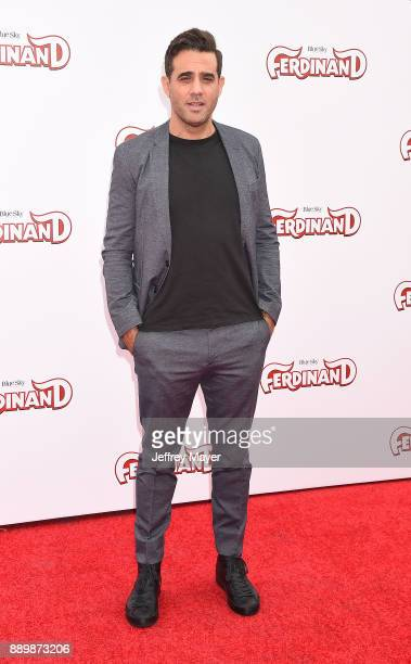 Actor Bobby Cannavale arrives at a screening of 20th Century Fox's 'Ferdinand' at the Zanuck Theater at 20th Century Fox Lot on December 10 2017 in...