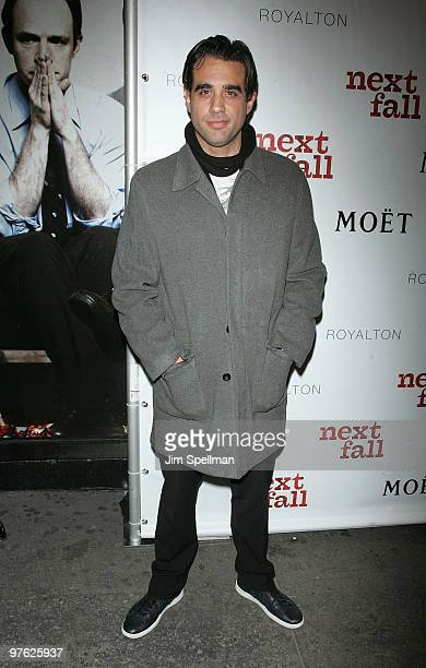 Actor Bobby Cannavale attends a VIP performance of Next Fall on Broadway at the Helen Hayes Theatre on March 10 2010 in New York City