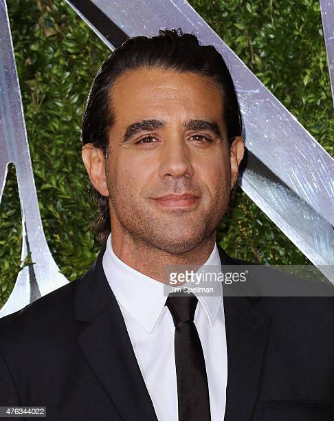 Actor Bobby Cannavale attends American Theatre Wing's 69th Annual Tony Awards at Radio City Music Hall on June 7 2015 in New York City