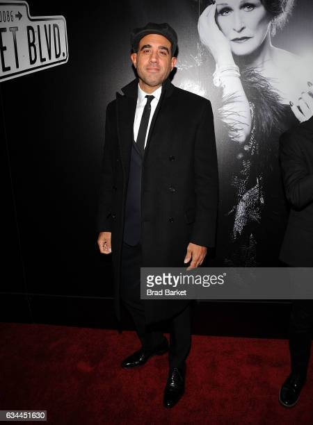 Actor Bobby Cannavale attends Andrew Lloyd Webber's SUNSET BOULEVARD Opens On Broadway Starring Glenn Close on February 9 2017 in New York City