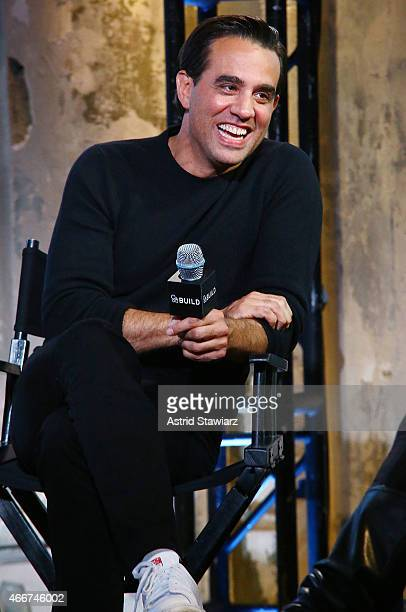 Actor Bobby Cannavale attends AOL Build Speaker Series Bobby Cannavale And Dan Fogelman Danny Collins at AOL Studios In New York on March 18 2015 in...