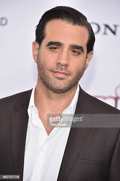 Actor Bobby Cannavale attends the 'Annie' World Premiere at Ziegfeld Theater on December 7 2014 in New York City