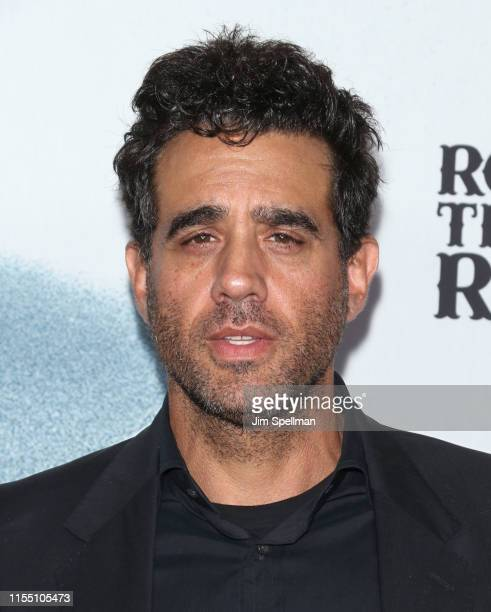 Actor Bobby Cannavale attends the Rolling Thunder Revue A Bob Dylan Story By Martin Scorsese New York screening at Alice Tully Hall Lincoln Center on...