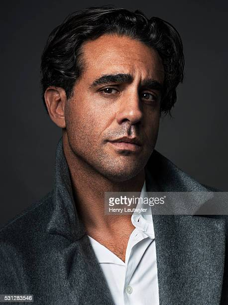 Actor Bobby Cannavale is photographed for Entertainment Weekly Magazine on November 19 2015 in New York City PUBLISHED IMAGE