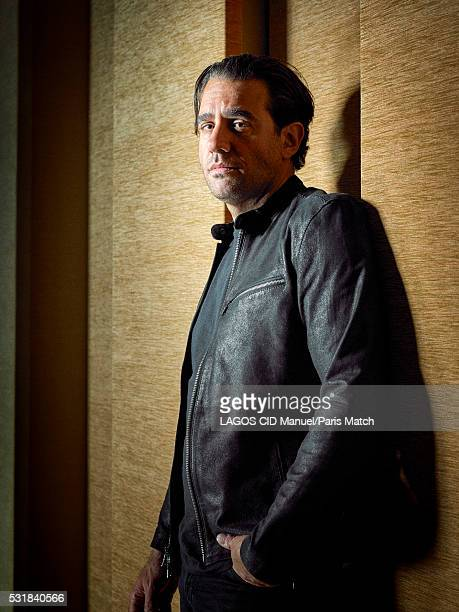 Actor Bobby Cannavale is photographed for Paris Match on April 15 2016 in Paris France