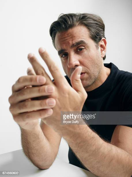 Actor Bobby Cannavale photographed for Variety on April 6 in Los Angeles California